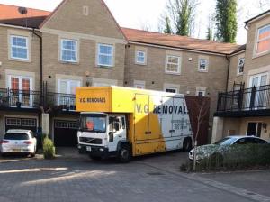 Removals Cambridge